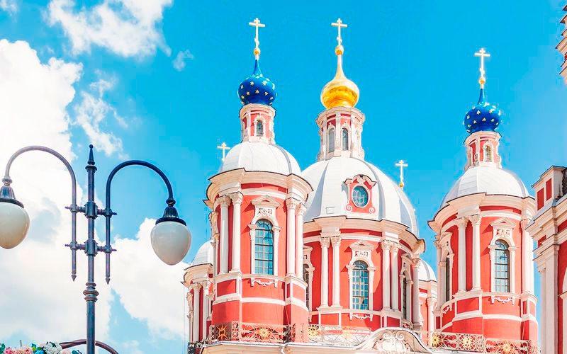 Церковь в Замоскворечье