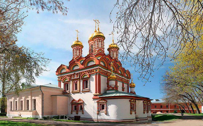 Церковь на берсеневке