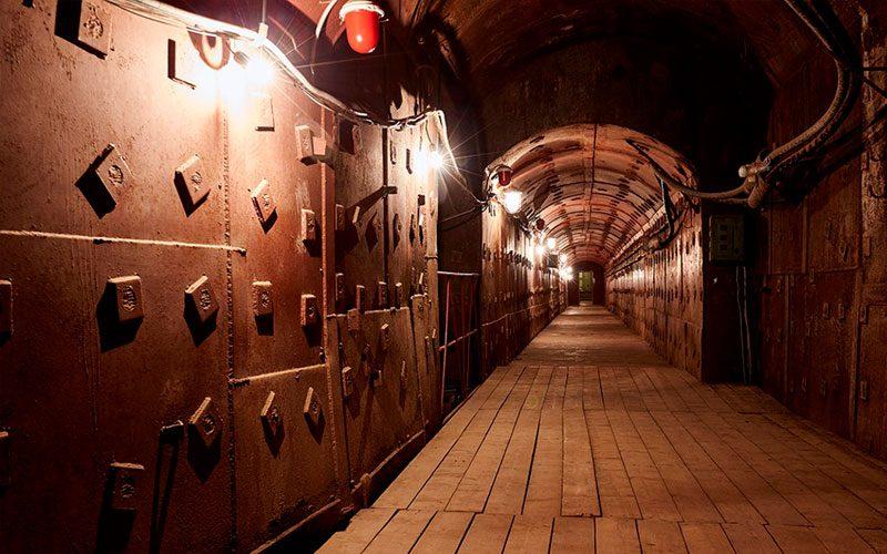 Коридор бункера