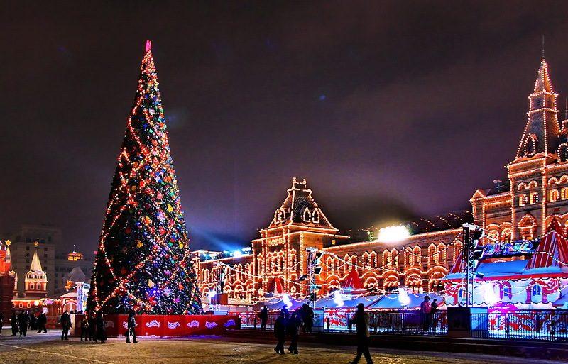 Novogodnyaya-Moskva