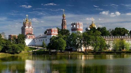 Новодевичий монастырь и Новодевичье кладбище