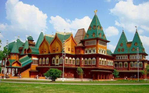 Дворец царя Алексея Михайловича